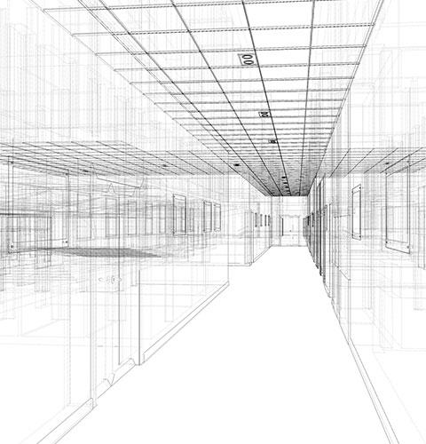 Urbane Architects 3D Rendering